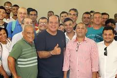 Muito boa a reunião que eu e minha equipe tivemos hoje, na cidade de Nova Friburgo, região serrana do Rio de Janeiro. Roger Noronha e sua esposa, Patrícia, muito obrigado pela grande recepção.