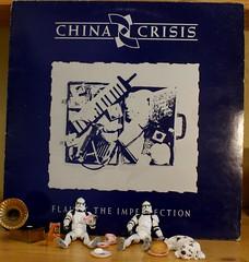 77 - 365 favourite albums ten (horsesqueezing) Tags: clonetroopers toys 365 album vinyl chinacrisis