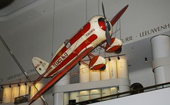 Travel Air Type R in Chicago (J.Comstedt) Tags: science museum industry aircraft aviation aeroplane chicago il usa us travel type r mystery ship texaco nr 13 nr1313 n1313 air johnny comstedt