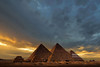 The Pyramids, Giza, Cairo, Egypt (Nick Brundle - Photography) Tags: gizapyramids giza cairo egypt egyptian unescoworldheritagesite pyramid depthoffield مصر الاهرام القاهرة sunset gettyimages getty pyramidsofgiza d750 nikon2470mmf28 nikond750