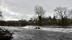 River Wharfe (42jph) Tags: snow march spring uk england yorkshire wharfedale nikon d7200 nature countryside landscape river wharfe