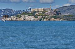 Alcatraz Island (AZSunsets) Tags: alcatraz island atlantic sanfrancisco california prison nationalparkservice goldengate recreation laisladelosalcatraces pelicans sigma nikon fishermanswharf