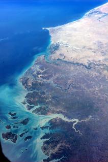 Guinea Bissau, Senegal, Gambia
