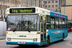 2280 P180 LKL (Cumberland Patriot) Tags: arriva north west england on merseyside in liverpool dennis dart slf plaxton pointer 3180 2280 p180lkl low floor bus maidstone and district