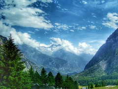 in montagna (Massimo Vitellino) Tags: mountain outdoors landscape skyland sky cloudscape hdr colors contrast conceptual perspective lights trees nature travel atmosphere