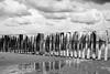 Beach 1 (LAK.Photography) Tags: strand beach sky himmel clouds cloud wolken outdoor sand sandstrand schwarzweis schwarzweiss schwarz weiss bw blackwhite black white whiteblack nikon d810 tamron niederlande holland netherlands 2470mm 70mm