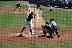 IMG_3280 (Joseph Brent) Tags: yankees spring training tampa florida steinbrenner field aaron judge