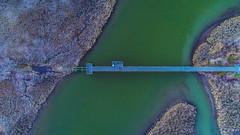 Adventure for Two (AngelBeil) Tags: fishingcreek mdinfocus calvertcounty travel dji djiphantom4proplus ariel calvertmarinemuseum nature dronestories washingtonian maps