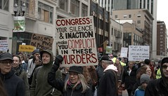 A Message To Congress (Scott 97006) Tags: americans people marching message signs protest congress