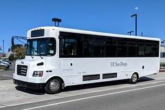 UCSD Bus (So Cal Metro) Tags: bus ucsd ucsandiego university shuttle shuttlebus transit starcraft allstar