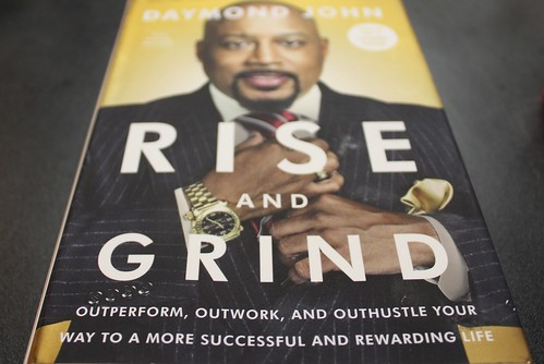 "ENI : Swimming with Daymond John: ""The People's Shark"""