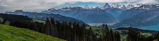 The famous Bernese Alps