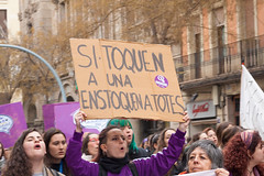 "Vaga General Feminista Sants • <a style=""font-size:0.8em;"" href=""http://www.flickr.com/photos/163193995@N07/40691102281/"" target=""_blank"">View on Flickr</a>"