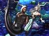 [PR] Fantasy Horns - Display (Puke Rainbows Store) Tags: mermaid merman sea ocean fish fantasy sl second life puke rainbows mesh gacha love