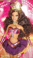 2005 Carnaval Barbie (4) (Paul BarbieTemptation) Tags: barbie collector dolls world festival collection pink label katiana jimenez carnaval brazil latin america