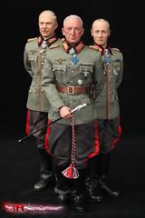 3R GM637 Erich von Manstein Generalfeldmarschall - 008 (Lord Dragon 龍王爺) Tags: 16scale 12inscale onesixthscale actionfigure doll hot toys 3r did german ww2 axis