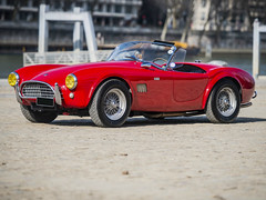 COX6003 - Historic Cars Paris, Mar 2018 (1) (sundudeCAN) Tags: cox6003 ac shelby 289 cobra