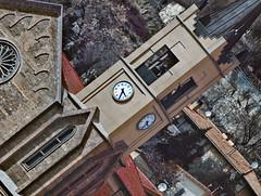 Esglesia de Sant Francesc of Berga (astrophoto simulation) (Carballada) Tags: astronomy deep space astro celestron zwo as1600mmc skywatcher ts sky pixinsight lightroom