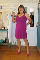 Packing Up (Trixy Deans) Tags: crossdresser cute cd classic classy sexy sexyheels xdresser sexytransvestite sexylegs shemale shortskirt shortskirts tgirl tv transvestite transgendered tranny trixydeans tgirls