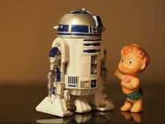 R2-D2 (Melvintay) Tags: r2d2 guerrestellari starwars baby