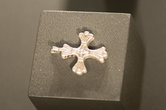 Cross from Viking period (quinet) Tags: 2017 canada ontario rom royalontariomuseum toronto vikings 124