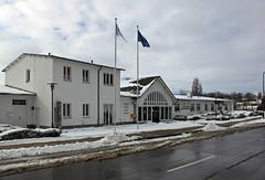 Der Kleinbahnhof in Binz (lt_paris) Tags: urlaubinbinz2018 binz rügen rasenderroland schmalspurbahn kleinbahnhof bahnhof winter schnee eisenbahn