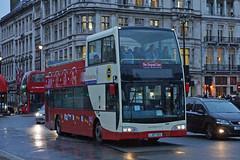 Original London - LJ07 XEU (peco59) Tags: lj07xeu vle617 volvo b9 b9tl eastlancashire eastlancs originallondon ratp opentopbus psv pcv