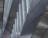 Silver Blue (ARTUS8) Tags: öffentlichesgebäude flickr swo2farbig linien minimalismus nikond800 nikon50mmf18 architektur geometrisch