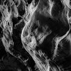 In Canyons 212 (noahbw) Tags: counciloverhang d5000 dof nikon starvedrockstatepark abstract blackwhite blackandwhite blur bw canyon depthoffield erosion light monochrome natural noahbw rock shadow spring square stone incanyons lowlight dark darkness