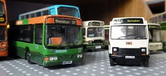 37 and 37A (timothyr673) Tags: nottinghamcitytransport modelbus nct bus model