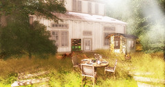 Country cottage (Kumomi) Tags: chezmoifurniture tlchomecollection raindale cosmopolitan treschic sways littlebranch fameshed