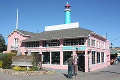 Fishermen's Wharf (davidjamesbindon) Tags: monterey california usa united states america fishermens wharf harbour bay marina