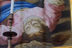 "Detail des Mosaiks vom ""Altar der Lüge"" (Markus Wollny) Tags: city vatikan rom cittàdelvaticano vatikanstadt it"