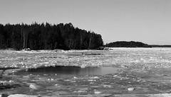 IMG_0047 (www.ilkkajukarainen.fi) Tags: korppoo suomi suomi100 finland finlande happy life visit travel traveling rengastie saariston saaristo archipelago turun eu europa scandinavia museum stuff blackandwhite mustavalkoinen monochrome ice jää winter talvi