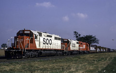 More 6406 (ac1756) Tags: soo sooline emd sd40a 6406 shoreham minneapolis minnesota