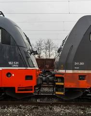 30_2011_01_11_Wanne_Eickel_Üwf_6182_531_DISPO_182.531_HCTOR_LaMotta (ruhrpott.sprinter) Tags: ruhrpott sprinter deutschland germany allmangne nrw ruhrgebiet gelsenkirchen lokomotive locomotives eisenbahn railroad rail zug train reisezug passenger güter cargo freight fret herne wanne eickel wanneeickel üwf mrcedispolokdispo dispo nacco nts hctor siemens hectorrail kenobi lamotta 1275 275 6182 182 241 189 6189 es64u2 es 64 u2 kraussmaffei krauss maffei outdoor logo natur graffiti