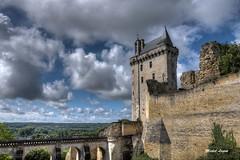 Château de Chinon, Val-de-Loire (Micleg44) Tags: chinon indreetloire centre valdeloire france château