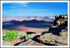 Glorious Utah From Dead Horse Point - 1989 (sjb4photos) Tags: utah deadhorsepoint canyonlandsnationalpark