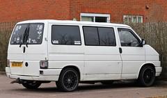 N936 OUV (Nivek.Old.Gold) Tags: 1996 volkswagen transporter swb d camper 1896cc t4