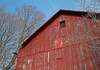 Custom lattice-work (LivGreen07) Tags: sweitzer barn farm building wood red lattice michigan