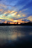 Early Sunset (03 24 2018) (PhotoDocGVSU) Tags: sunset colors westmichigan earlyspring canon5d3 sigma50500os bigma silhouettes