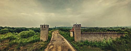 Russia-North Korea Border