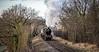 B12 (Peter Leigh50) Tags: 8572 great central railway rothley brook rural railroad steam locomotive gcr winter gala trees train