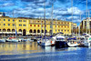Museu d'Història  ♪♫ (Fnikos) Tags: sea water waterfront sky cloud city building buildingcomplex museum museo boat sailboat tree nature people outdoor