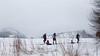 Holyrood Park (Daveybot) Tags: snow snowy holyroodpark holyrood imogen alison ali blipem alimo cj arianna sled sleds sledge toboggan winter