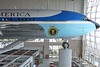 The President's Plane (2) (AntyDiluvian) Tags: california simivalley library reaganlibrary ronaldreaganpresidentiallibrary venturacounty ronaldreagan airforce1 airforceone airforceonepavilion 707 boeing707 flyingwhitehouse