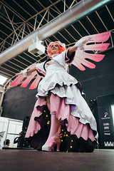"""Japan Weekend Barcelona 2018 Pasarela Cosplay • <a style=""""font-size:0.8em;"""" href=""""http://www.flickr.com/photos/140056126@N03/25899877217/"""" target=""""_blank"""">View on Flickr</a>"""