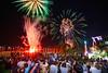 _MG_5450: Moomba fireworks (Peter ZZZ) Tags: 2018 amusementpark carnival crowds fireworks melbourne moomba nightphotography people rides sigma1020mmf456exdchsm sky