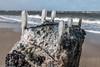 Sylt Impressionen - Eiskrone (J.Weyerhäuser) Tags: sylt buhnen eis sturm eisen beton rost verfall