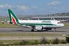 Alitalia Airbus A319-111 EI-IMX (EK056) Tags: alitalia airbus a319111 eiimx madridbarajas airport